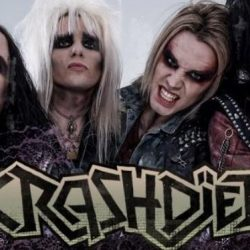 "Crashdïet to release new album ""RUST"" in September 2019"