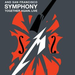 METALLICA and San Francisco Symphony: S&M² Released to cinemas worldwide on October 9