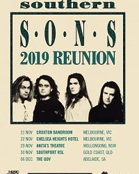 Southern Sons announce their 2019 Reunion Tour