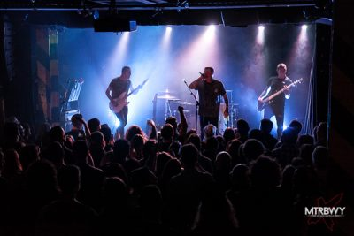 Deaf Havana – Oxford Art Factory, Sydney – August 23, 2019