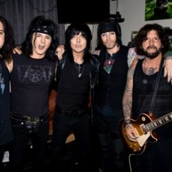 L.A. GUNS Announce 2020 Australian Tour