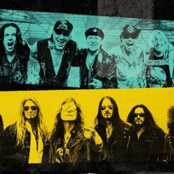 WIN tickets to see WHITESNAKE and SCORPIONS in Australia (CLOSED)