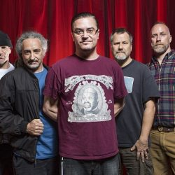 FAITH NO MORE Rescheduled dates announced Touring February/March 2021