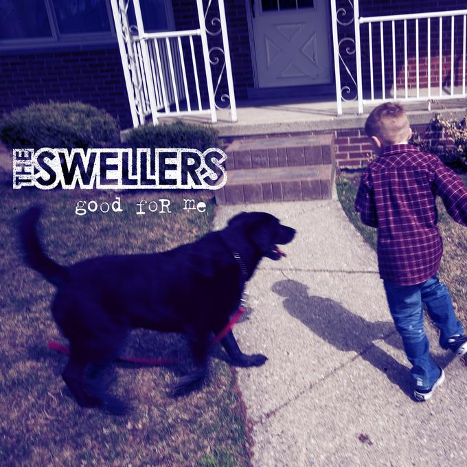 Nick Diener of The Swellers