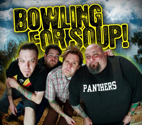 Jaret Reddick of Bowling For Soup