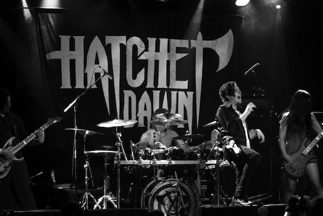 Hatchet Dawn Photos