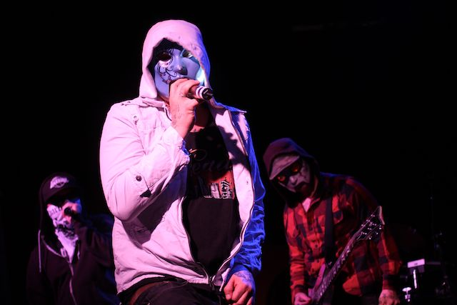 Hollywood Undead, The Espy, Melbourne
