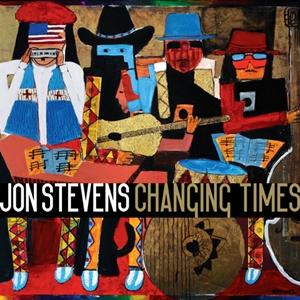 Jon Stevens – Changing Times,  new album