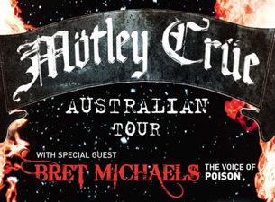 Motley Crue & Bret Michaels