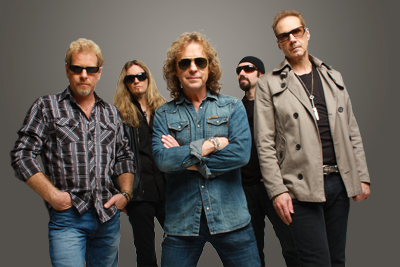 Night Ranger – Somewhere In California