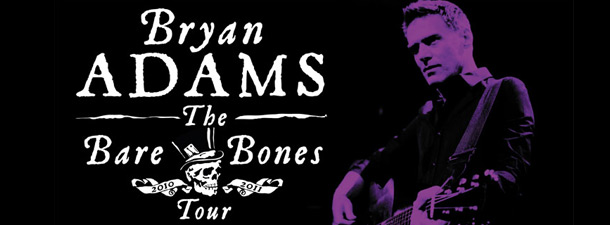 Bryan Adams – The Bare Bones Tour