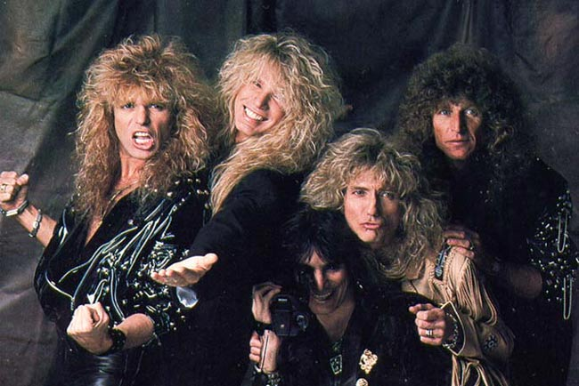 Whitesnake – Live At Donnington 1990