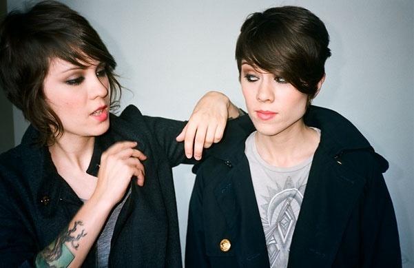Tegan And Sara to release DVD/CD – 'Get Along' – November 18