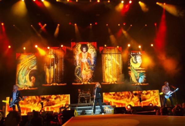 Def Leppard & Heart – Sydney Entertainment Centre