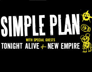 Simple Plan – The Enmore Theatre – October 1