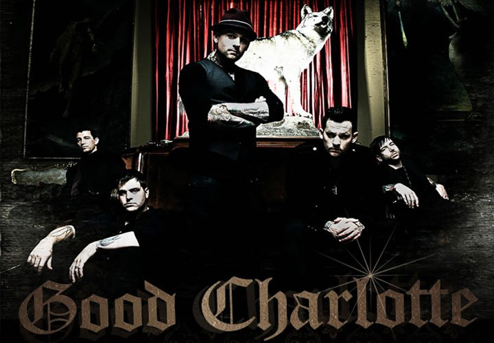 Good Charlotte – Brisbane bound and Set to party