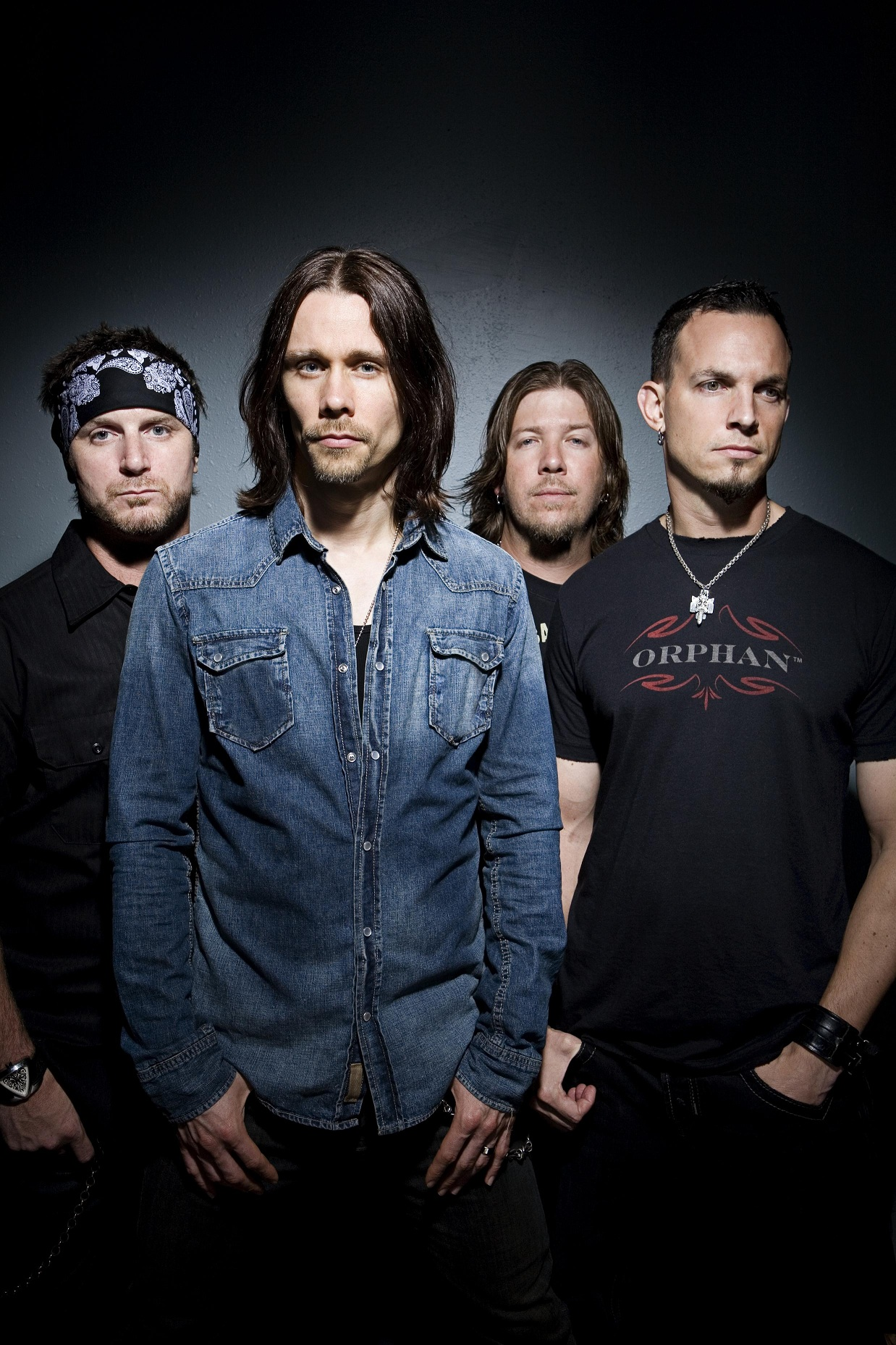 Alter Bridge & Steel Panther Soundwave side shows announced