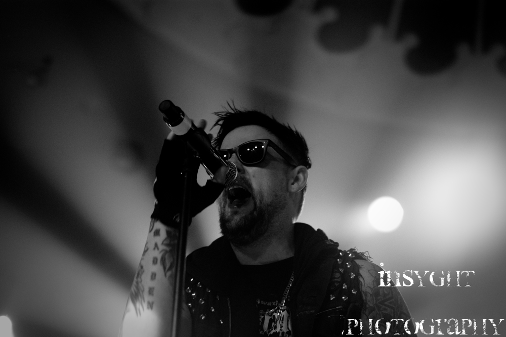 The JD Set – Good Charlotte, Eaton's Hill Hotel, Brisbane