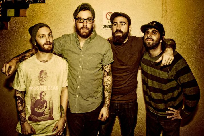 Alan Day of Four Year Strong