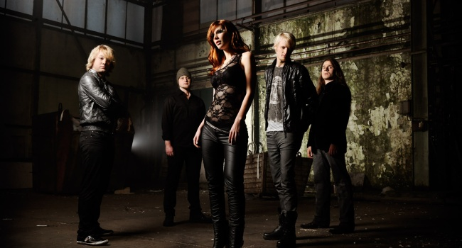 DELAIN ANNOUNCE NEW ALBUM 'WE ARE THE OTHERS' OUT EARLY 2012 THROUGH ROADRUNNER RECORDS