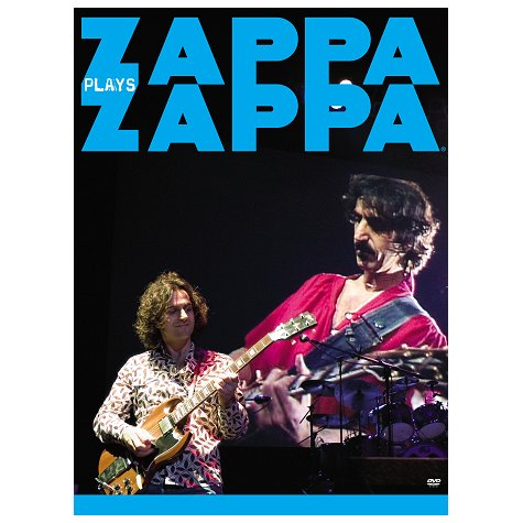 Zappa Plays Zappa returns to Australia in 2012