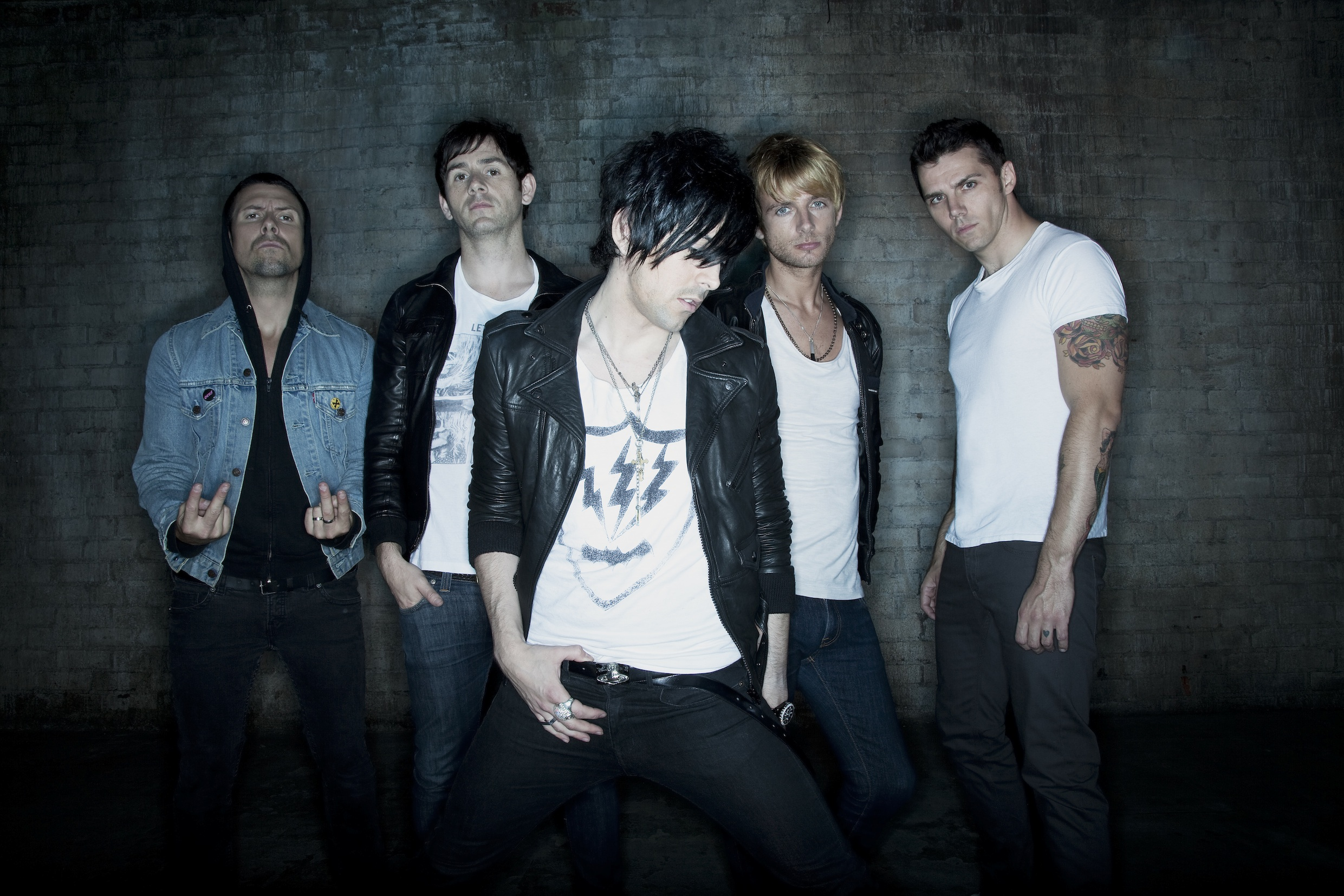 Lostprophets announce Soundwave 2012 sidewaves