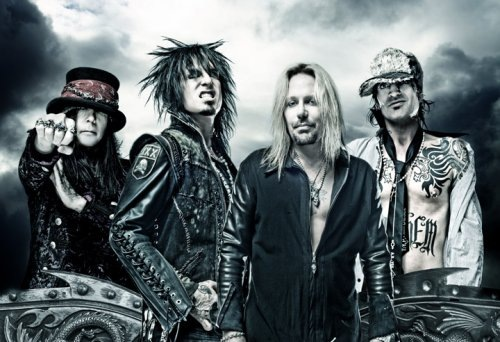 MÖTLEY CRÜE IN SIN CITY – HARD ROCK HOTEL RESIDENCY