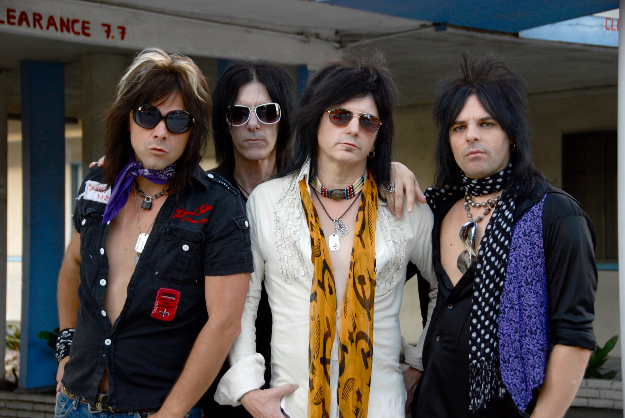 L.A Guns (featuring Phil Lewis) to release new album…