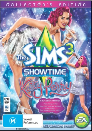 Katy Perry joins forces with The Sims