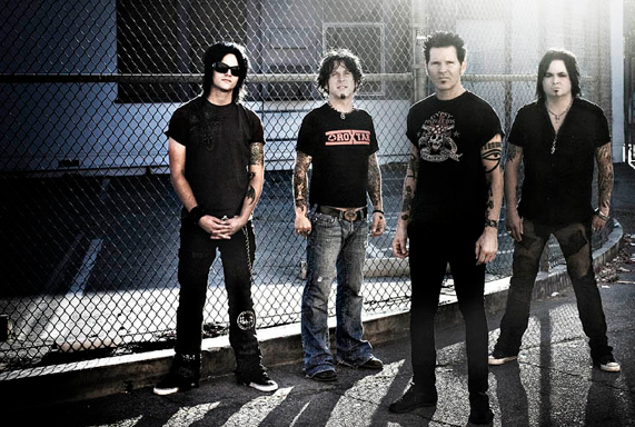 Tracii Guns of L.A Guns