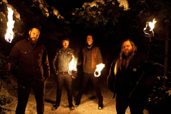 Cancer Bats to release Dead Set On Living, April 20th through Shock Records