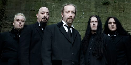Nick Holmes of Paradise Lost
