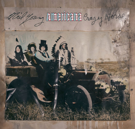 Neil Young & Crazy Horse announce first album in 9 years 'Americana'