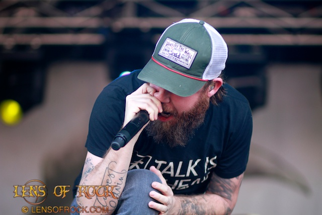 In Flames – Soundwave Festival 2012 Melbourne