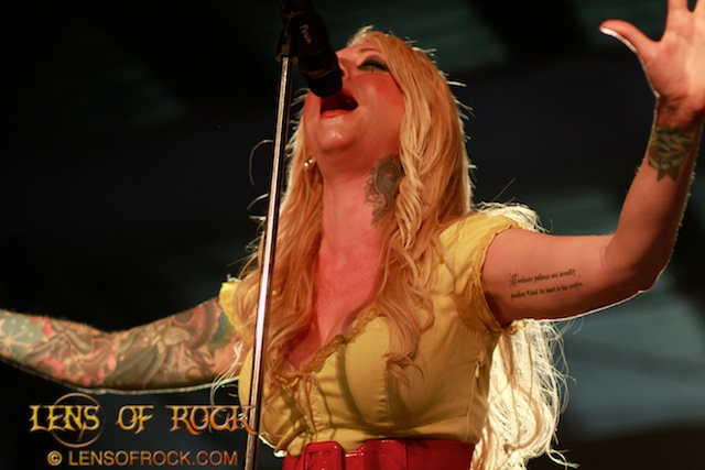 In This Moment – Soundwave Festival 2012 Melbourne
