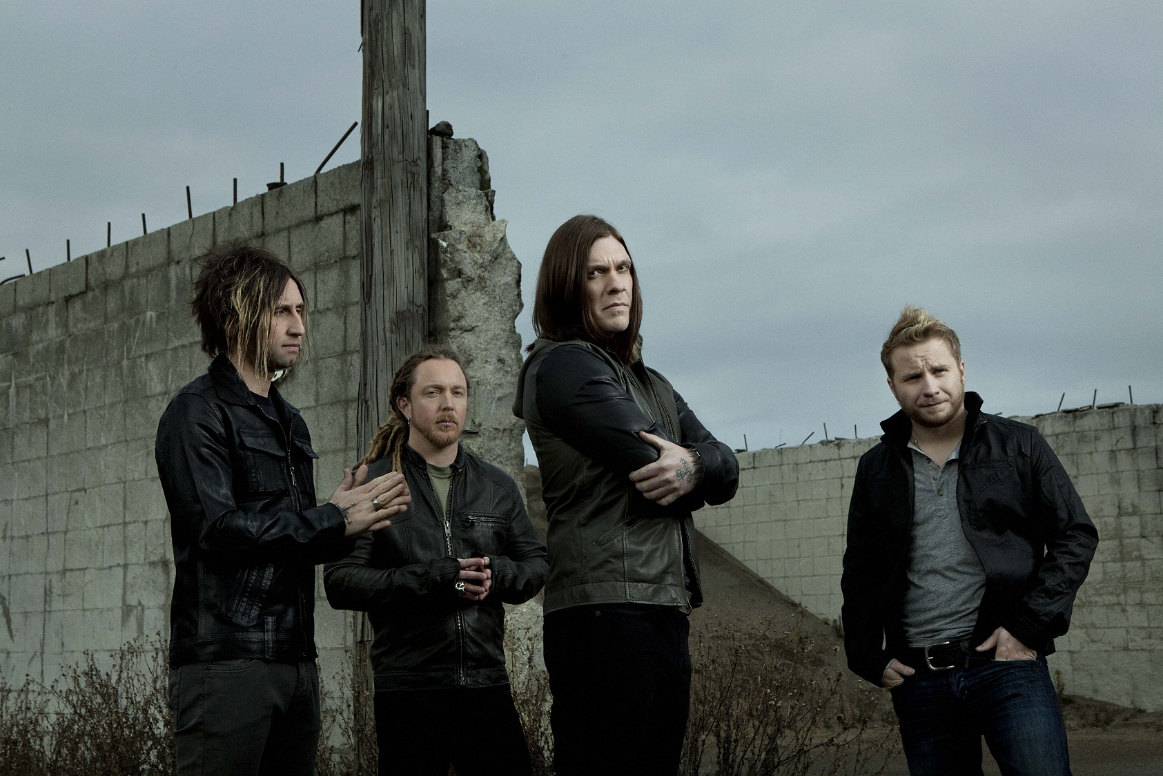 SHINEDOWN Release Offical 'Bully' Video Clip