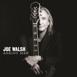 Joe Walsh to release first solo album in two decades