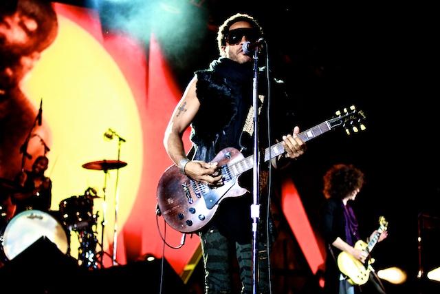 Lenny Kravitz – F1 Rocks, Melbourne