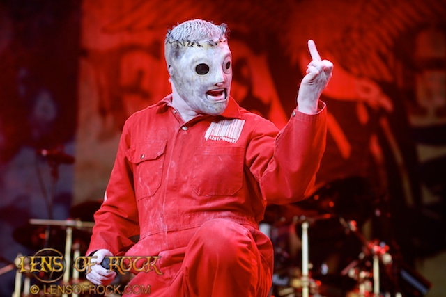 Slipknot – Soundwave Festival 2012 Melbourne