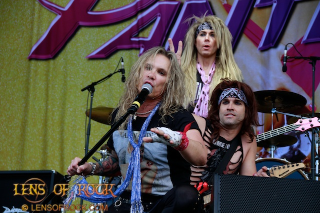 Steel Panther – Soundwave Festival 2012 Melbourne