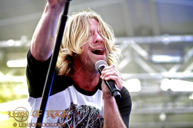 Switchfoot – Soundwave Festival 2012 Melbourne