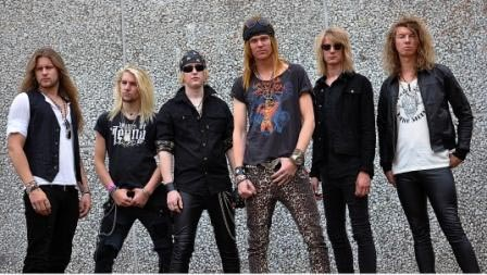 Diamond Dawn, introducing new Swedish melodic rock band