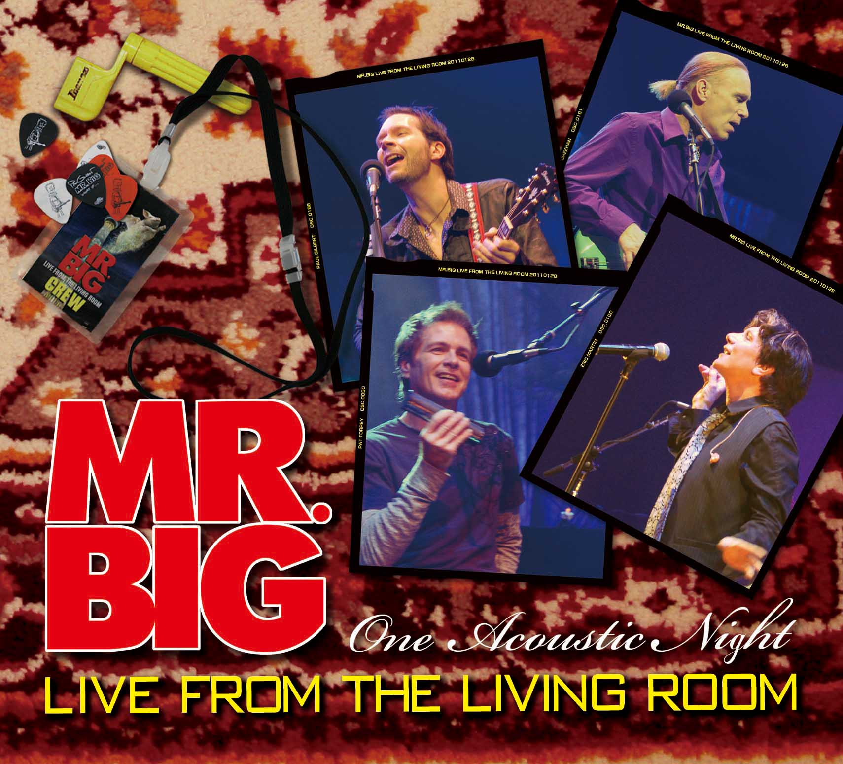 Mr. Big – Live From The Living Room