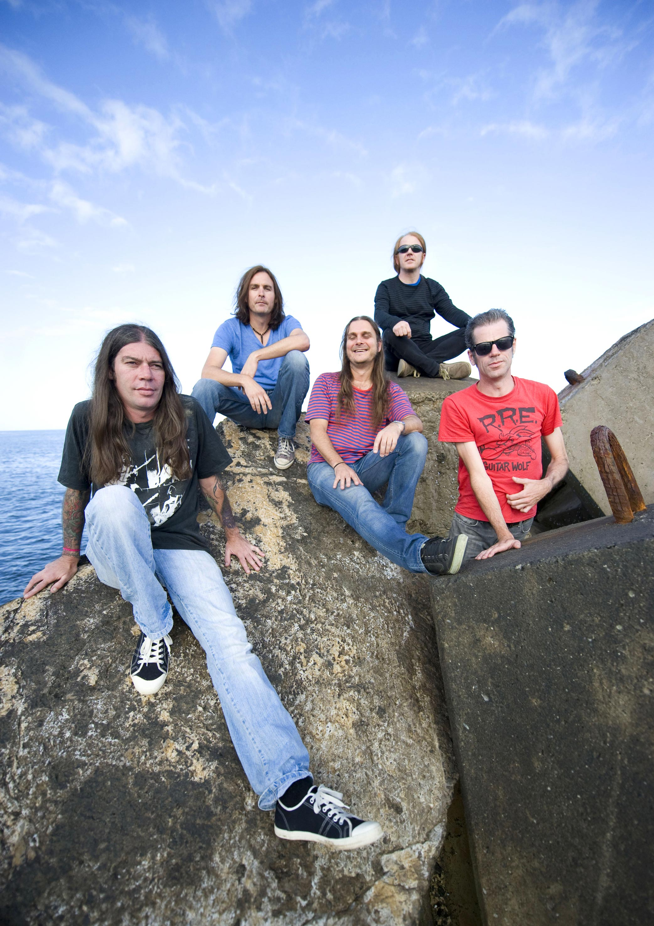 Tumbleweed return to the road ahead of new album sessions