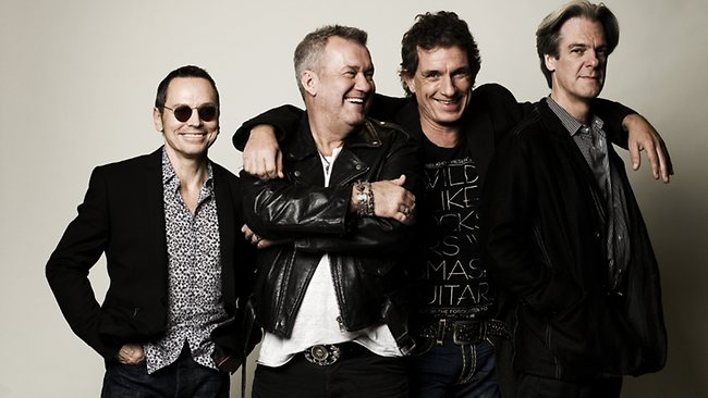 Cold Chisel – No Plans