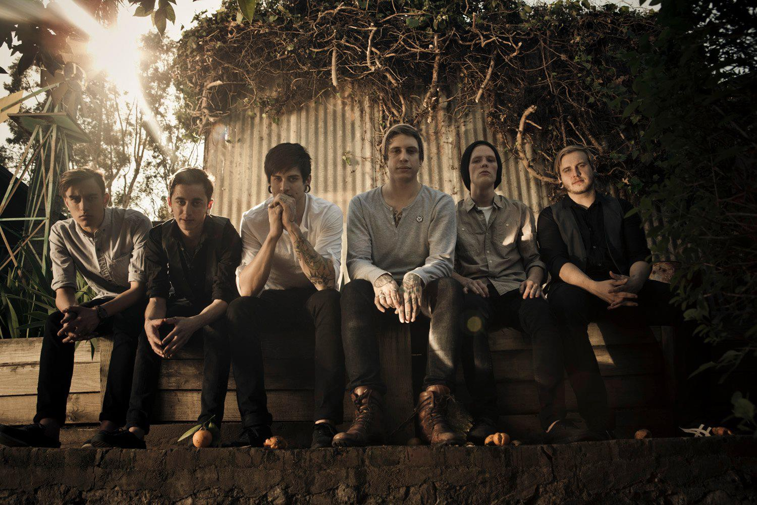 At The Skylines release new single 'Shady Dreamin'