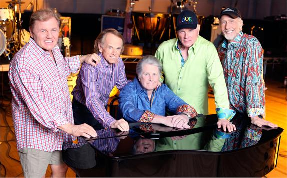 The Beach Boys launch new single & announce new album details: 'That's Why God Made The Radio' to be released 1 June