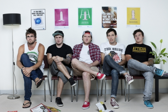 Heroes For Hire – 'Just Shoe It' tour June/July
