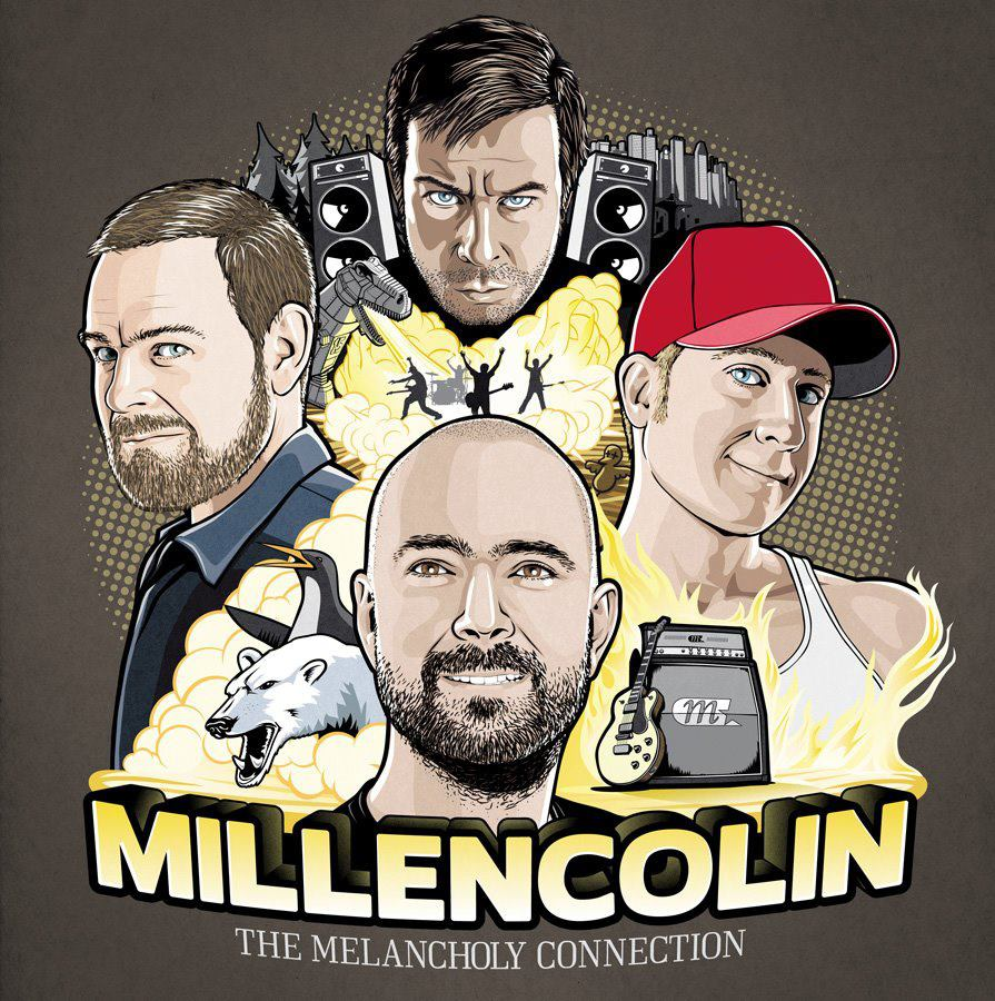 Millencolin celebrates 20th anniversary, band To release CD/DVD bundle