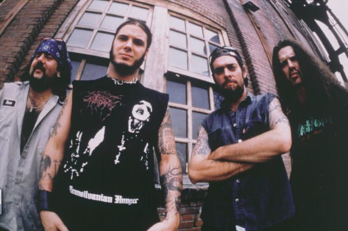 Pantera's Vulgar Display Of Power punches on 20 years later